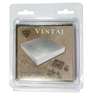 Vintaj Steel Bench Block