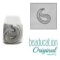 952 Paisley Beaducation Original Design Stamp