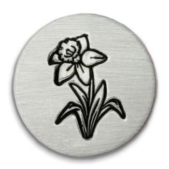 Daffodil Ultra Detail Stamp - Impressart - 12mm