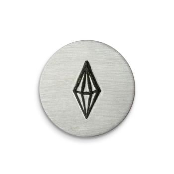 Cone Crystal Ultra Detail Stamp, 6mm