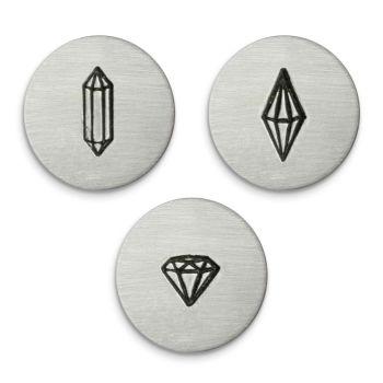 Crystal Ultra Detail Stamp Bundle, 3pc