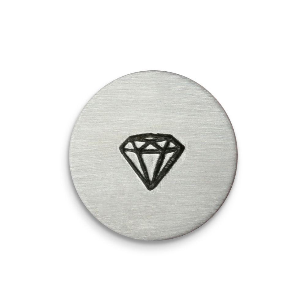 Diamond Crystal Ultra Detail Stamp, 4mm