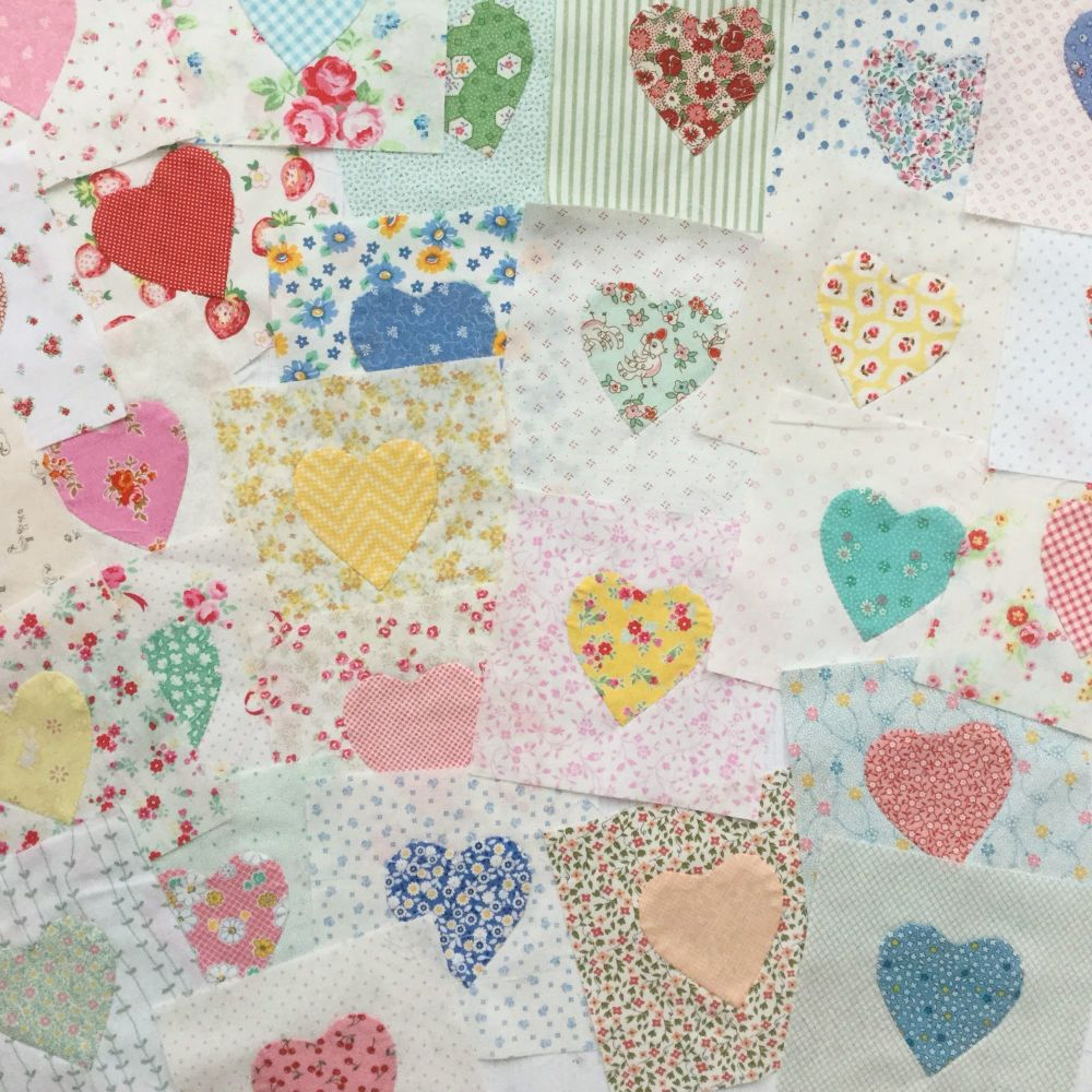 Perfect Pairs Quilt Top Kit