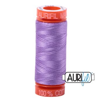 Aurifil ~ 50 wt Cotton ~ 2520 ~ Violet Small Spool