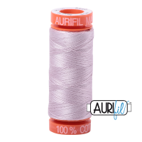 Aurifil ~ 50 wt Cotton ~ 2564 ~ Pale Lilac Small Spool