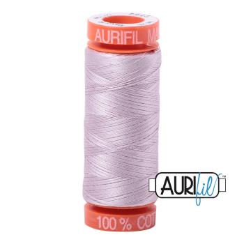 Aurifil ~ 50 wt Cotton ~ 2564 ~ Pale Lilac Small Spool