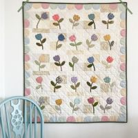 'Spring Flowers' Quilt Pattern