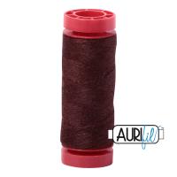 Aurifil ~ 12 wt Lana Wool ~ 8360 ~ Brown