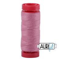 Aurifil ~ 12 wt Lana Wool ~ 8464 ~ Faerie Pink