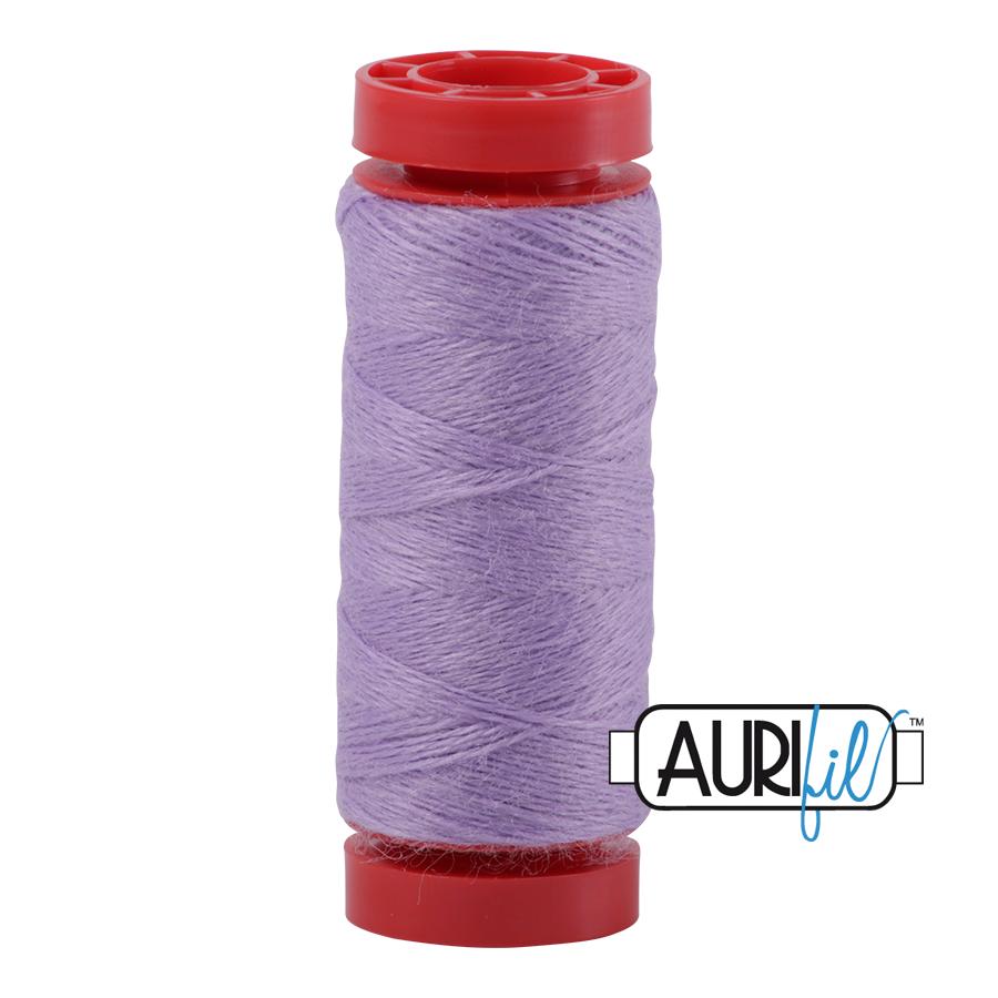 Aurifil ~ 12 wt Lana Wool ~ 8510 ~ Pale Violet
