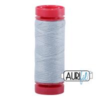Aurifil ~ 12 wt Lana Wool ~ 8745 ~ Ice Blue