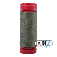 Aurifil ~ 12 wt Lana Wool ~ 8952 ~ Forest Green