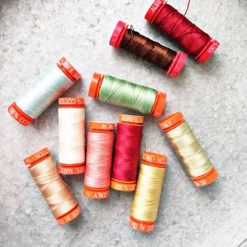 Aurifil ~ Curated Bundles