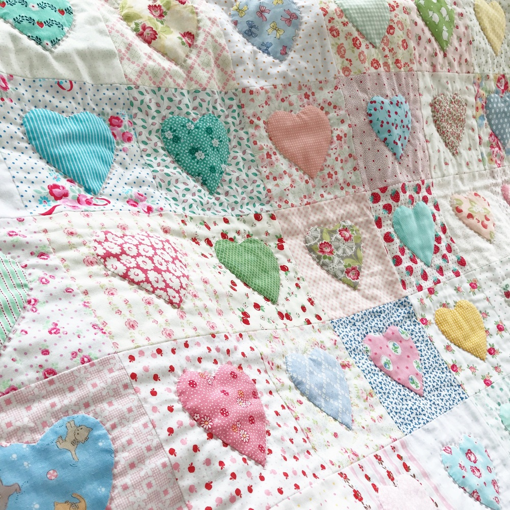 'Perfect Pairs' Quilt Top Kit