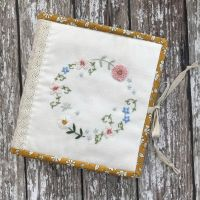 'Huswif Liberty Cottage Garden' Kit & Pattern