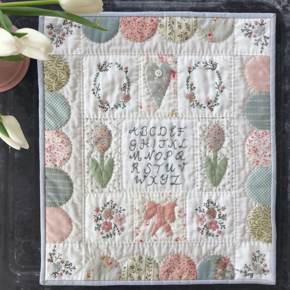 Block of the Month Reservation  ~ The Spring Sampler
