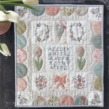 Block of the Month Reservation  ~ The Spring Sampler Month 1 ~ SORRY FULLY SUBSCRIBED!