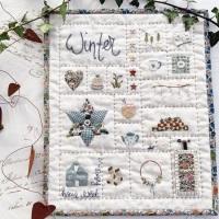 '#sewalittlehappinesseveryday Winter Sampler ' Kit MORE COMING SOON!