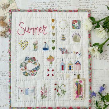 '#sewalittlehappinesseveryday Summer Sampler ' Kit