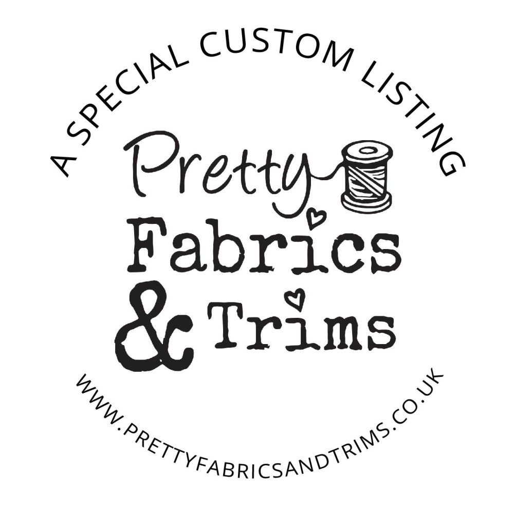 A Special Custom Listing for Annette