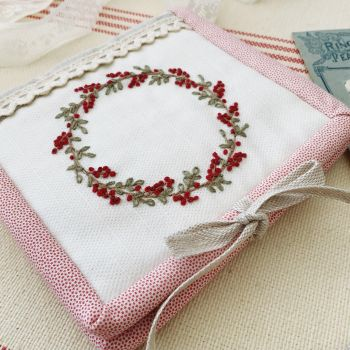 *PRE-ORDER* 'Wreath Needle Book' Kit