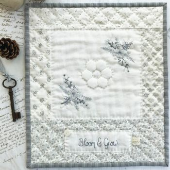 *PRE-ORDER* 'Bloom and Grow' Mini Quilt' Kit