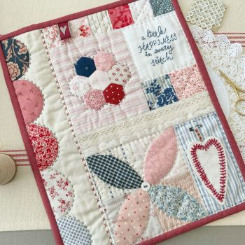 *PRE-ORDER* 'Happiness Mini Quilt' Kit