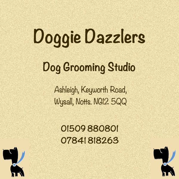 Doggie Dazzlers Dog Grooming Wysall