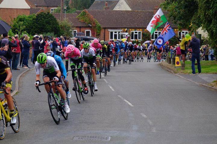 The Tour racing through Wysall