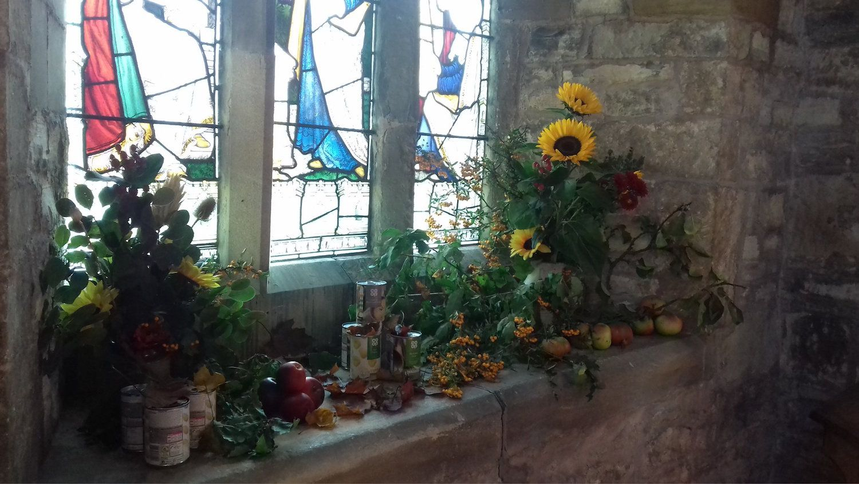 Wysall Harvest Festival