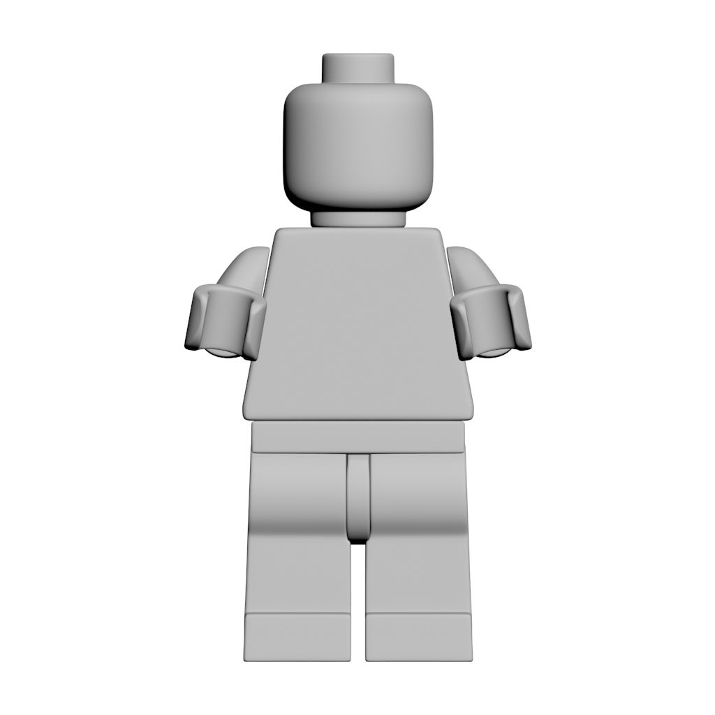 Legoman Model 02