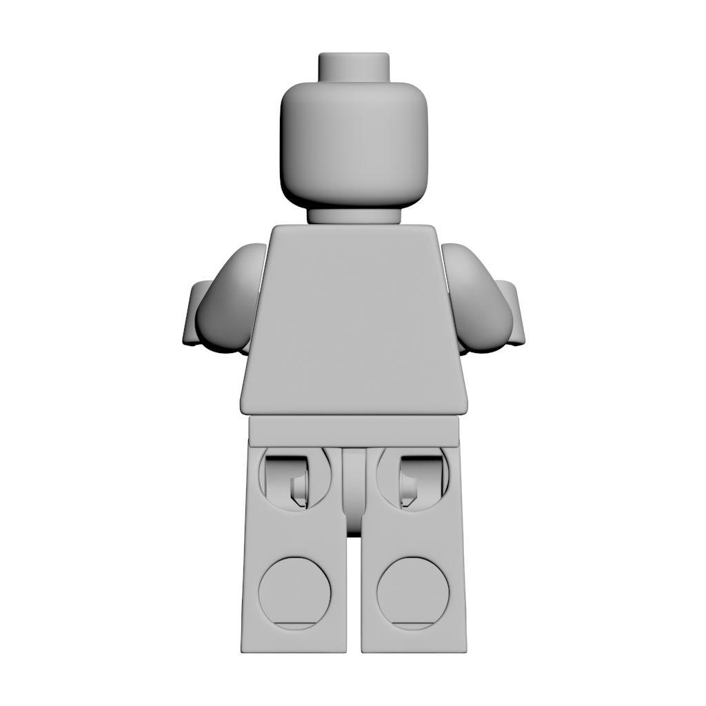 Legoman Model 04