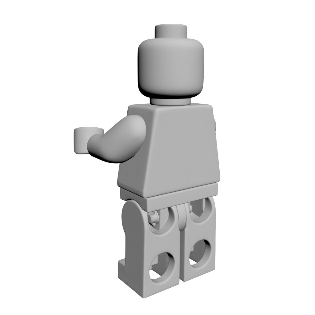 Legoman Model 06