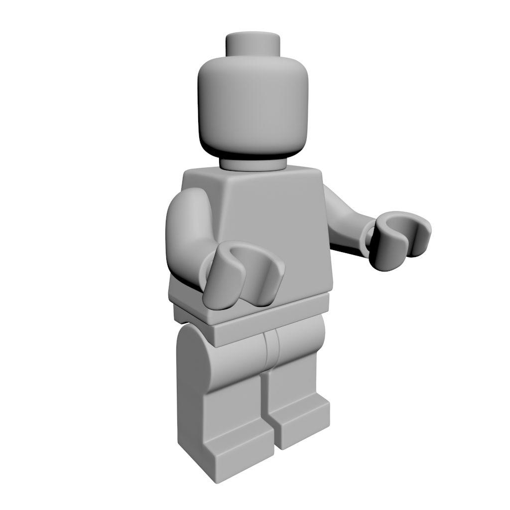 Legoman Model 01