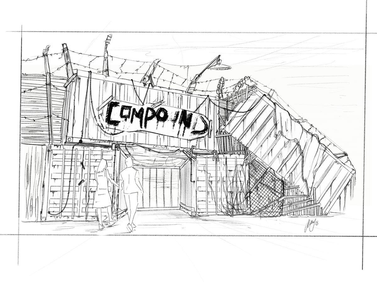 Compound Design Sketch