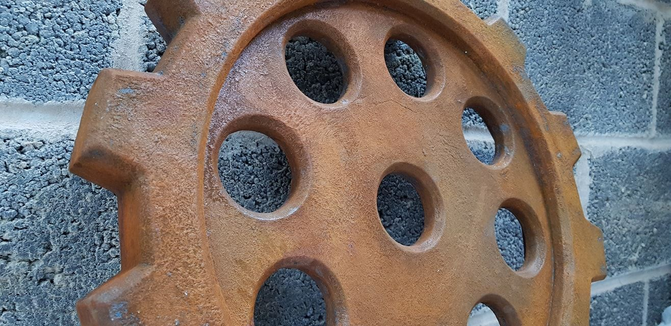 Rusty Old Cog