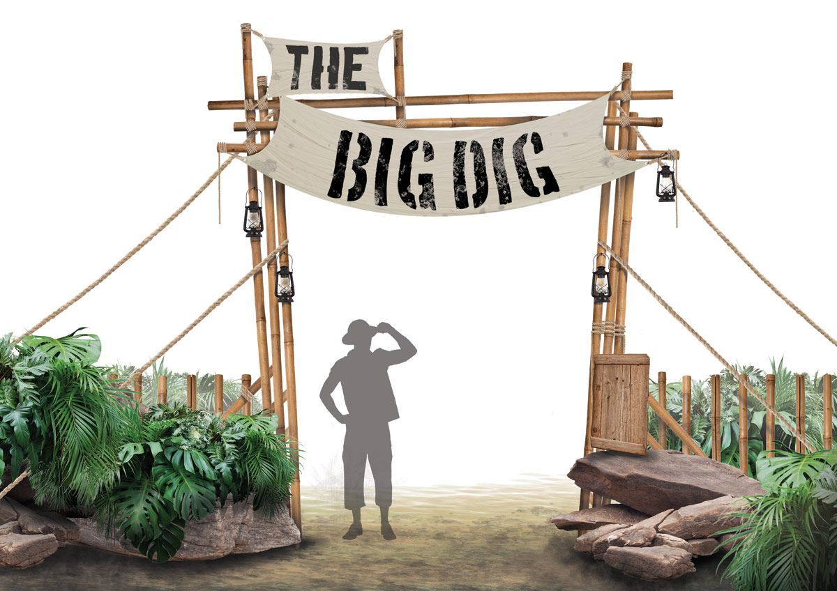 The Big Dig Conept Design