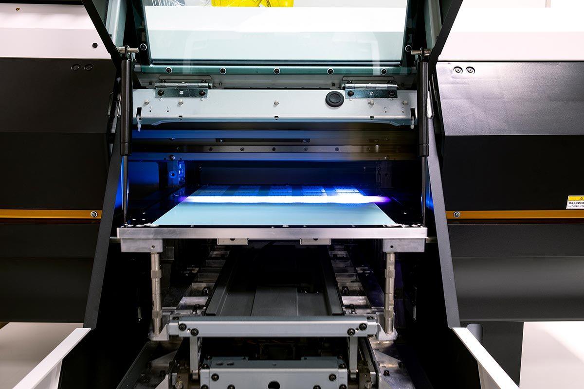 Small Format UV Printing
