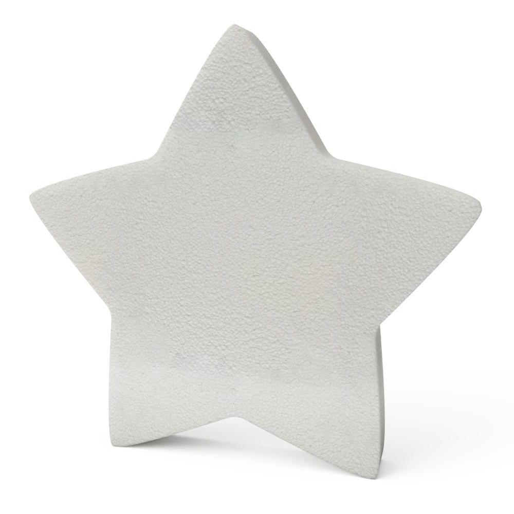 Polystyrene Stars 30cm x10