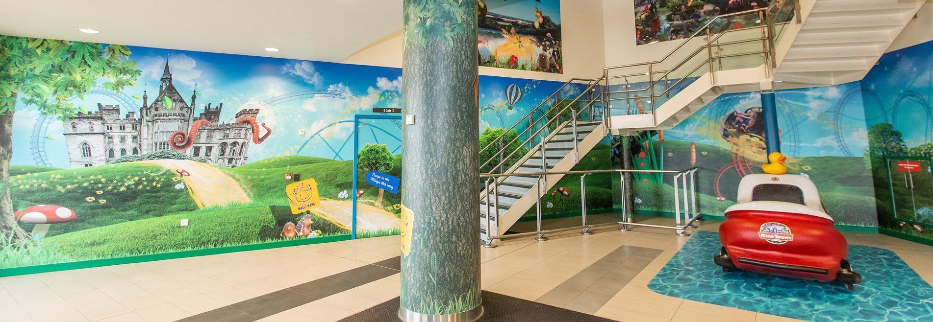 UHNM Hospital Design