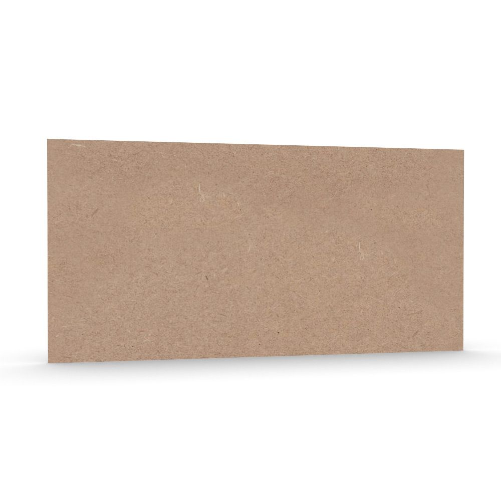 MDF 3mm Laser Quality Sheet Material
