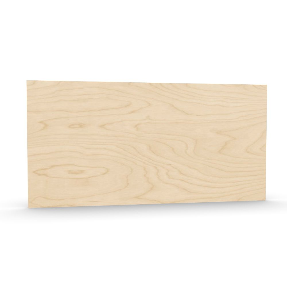 3mm Laser Birch Plywood Sheet Material