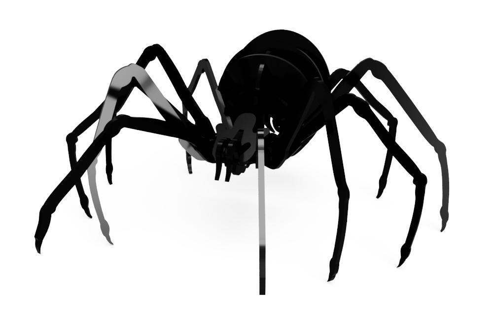 Spider Render 01