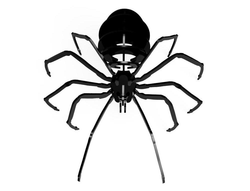 Spider Render 02