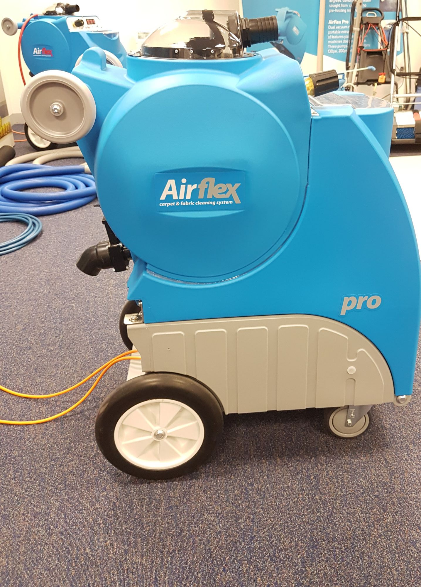 Airflex Pro Hot Water Extraction Machine