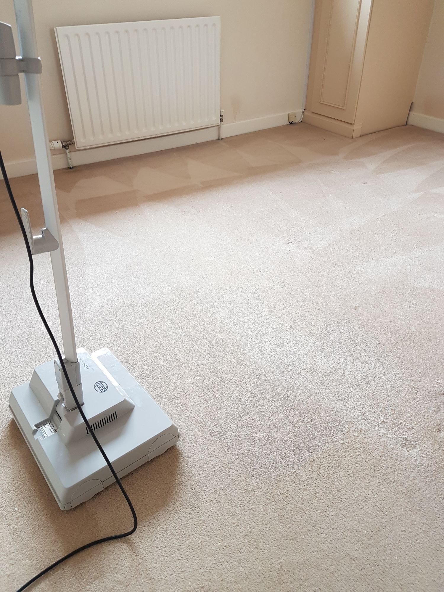 Sebo Duo, Pile lifter crb machine Carpet & Upholstery Cleaning Lancashire