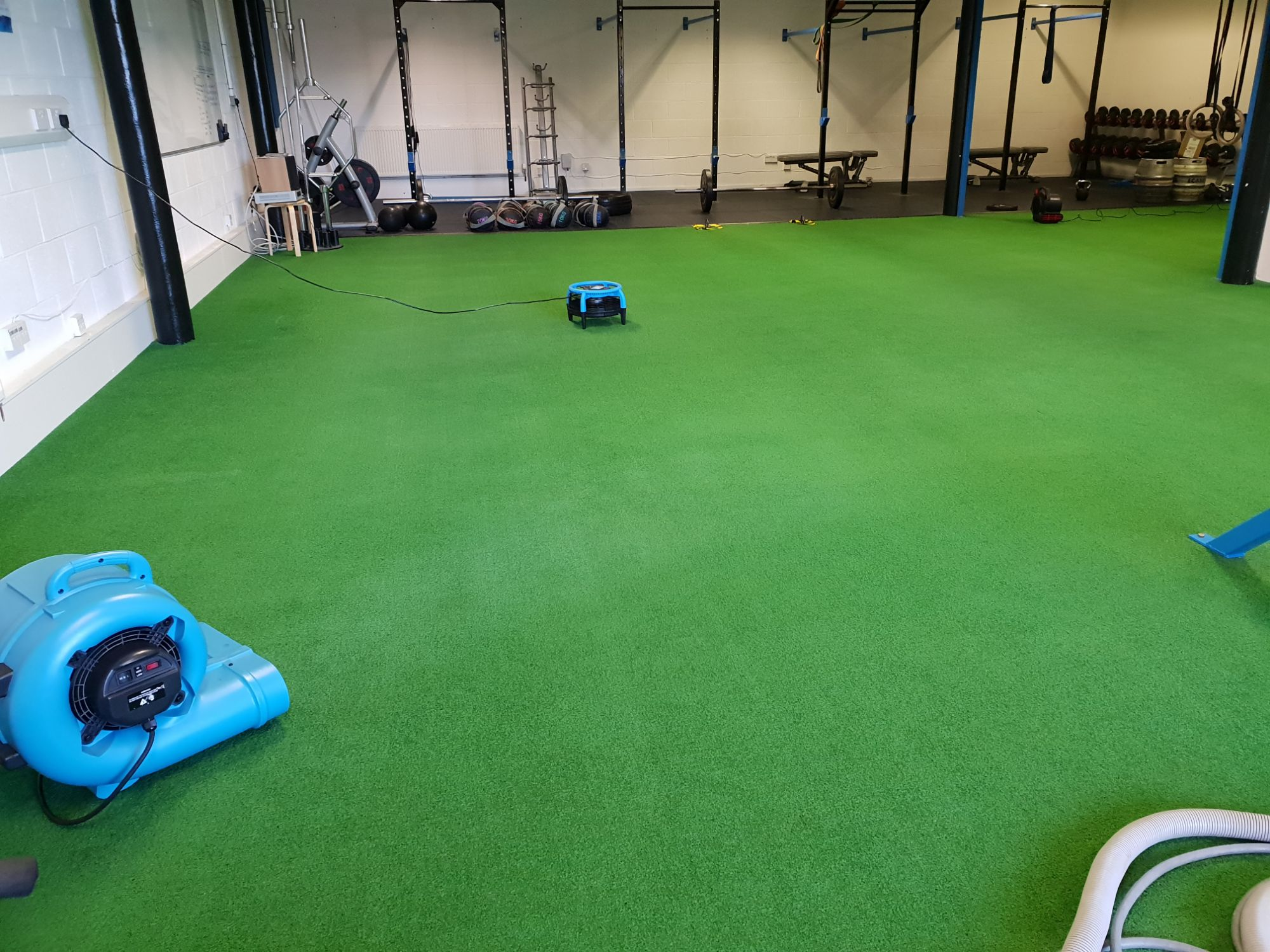 carpetandupholsterycleaning.uk Gym floor