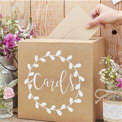 Card Holder Box