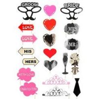 Wedding Photo Prop Kit