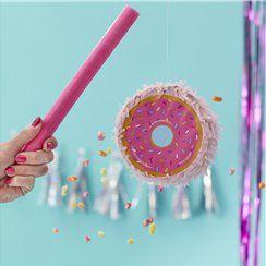 Good Vibes Mini Donut Pinata - 12cm